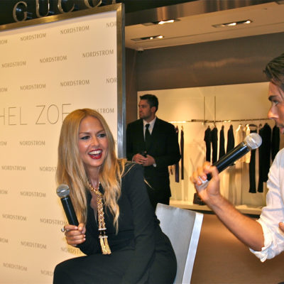 Rachel Zoe Visits Seattle