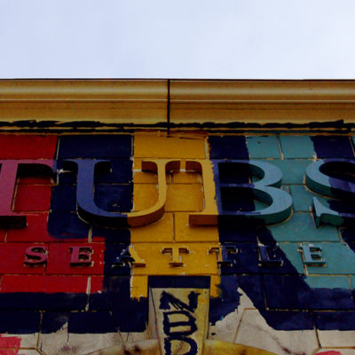 Tubs: A Safe Haven for Graffiti