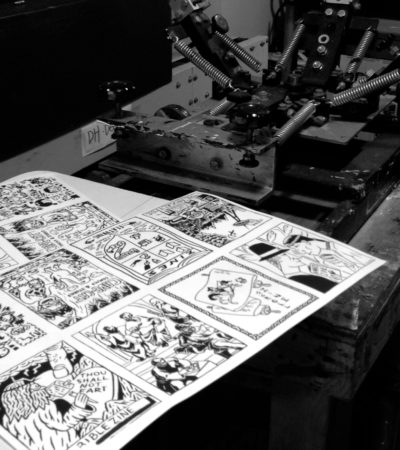 Short Run: A Small Press Event at the Vera Project