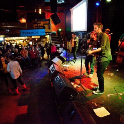 Karaokegrass At The Nectar Lounge