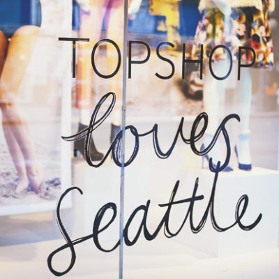 Openings and Arrivals: Topshop and Topman at Nordstrom