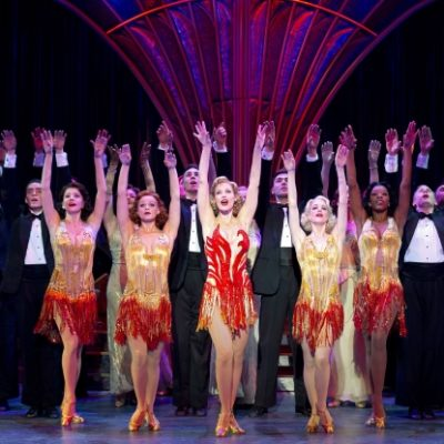 "On Stage: Cole Porter's ""Anything Goes"" Drops Anchor at 5th Avenue"
