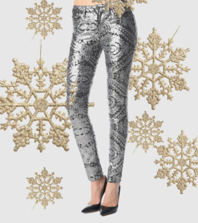 Vogue a Trois: All That Glitters