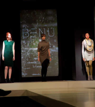 The 2013 Independent Designer Runway Show