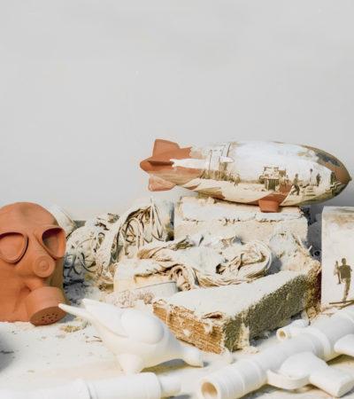 The (Wo)Man-Made: Art by Christa Assad and Todd Jannausch