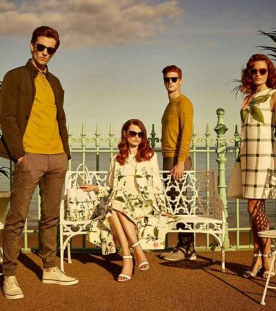 British Invasion: Ted Baker London Opens at Bellevue Square, March 4