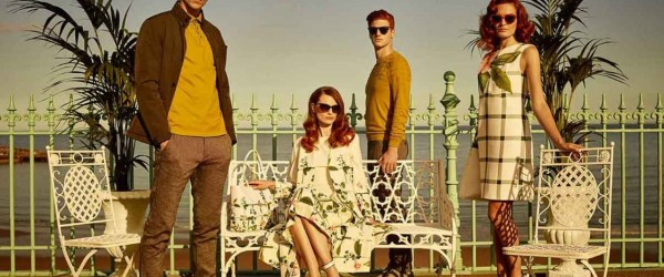 Image from the Ted Baker Lookbook.