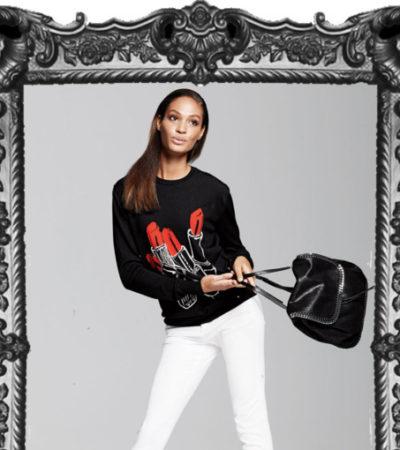 Vogue a Trois: Graphic Detail