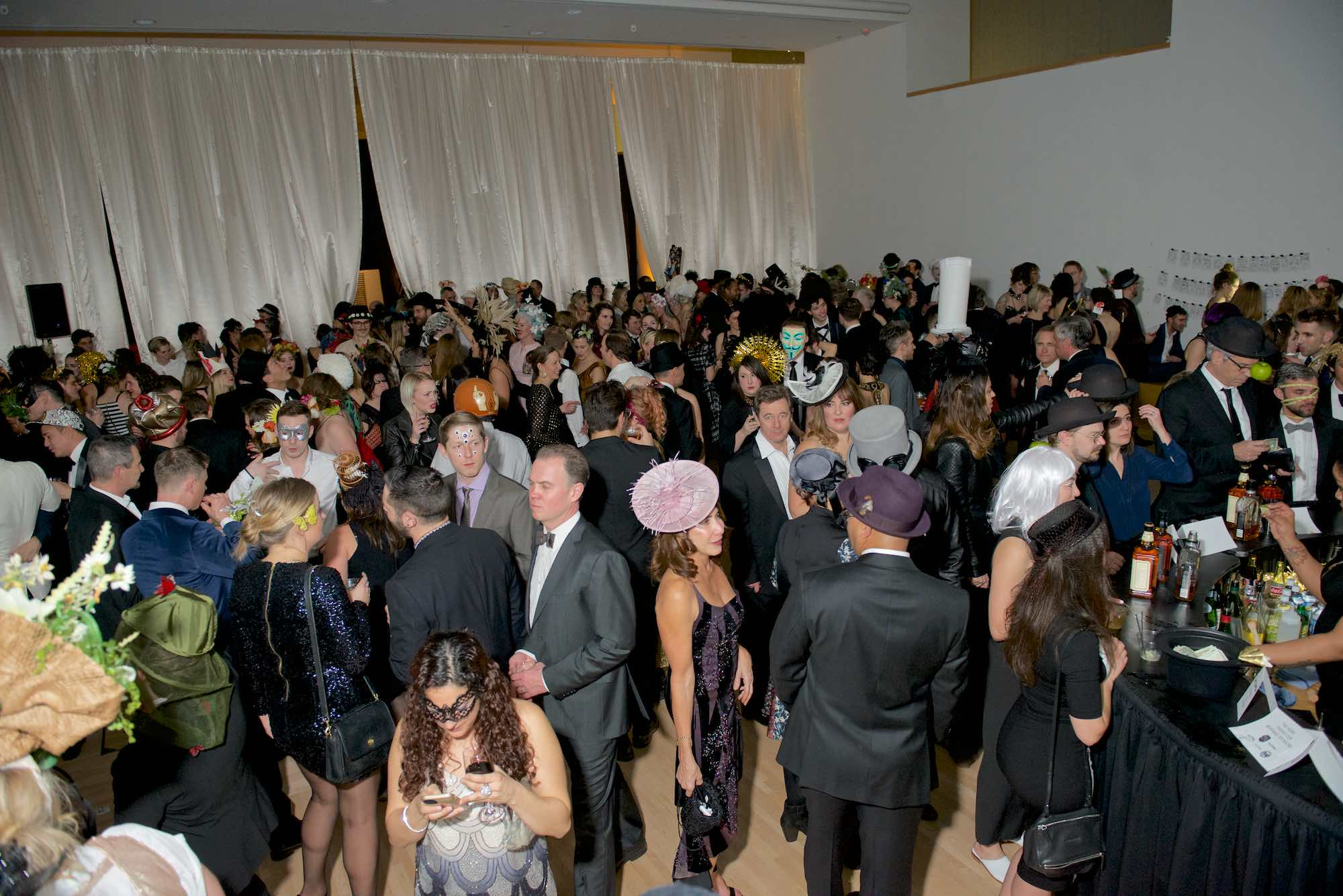 Henry Art Gallery Gala & Dance Party