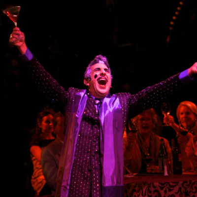 Love and Levity at Teatro ZinZanni: Hail Caesar!
