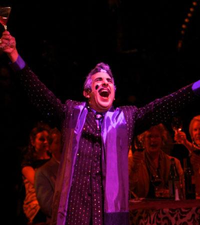 Love and Levity at Teatro ZinZanni: Hail Caesar!