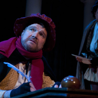 Opening Tonight: Holiday of Errors (or Much Ado About Stockings)
