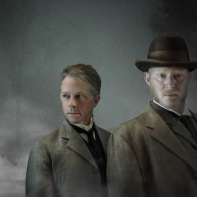 "Wonder and Wit Abound at ""The Hound of the Baskervilles"""