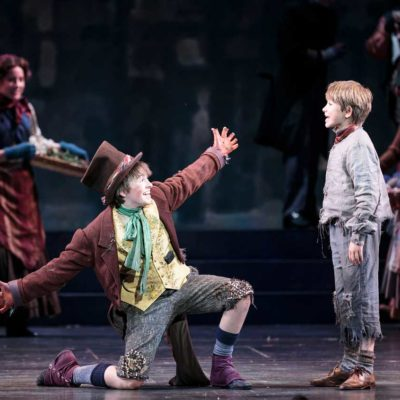 On Stage: Oliver! Delights at 5th Avenue Theatre