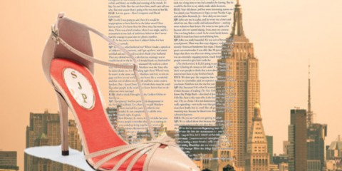 SJP shoes Carrie