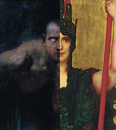 All his lovely changing colours: Franz von Stuck at the Frye Museum