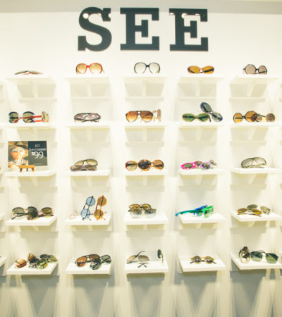 On the Town: SEE Eyewear Puts on a Spectacle