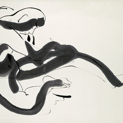 Isamu Noguchi and Qi Baishi Reunited at The Frye