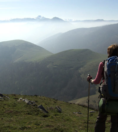 "Now Showing: ""Walking the Camino: Six Ways to Santiago"""