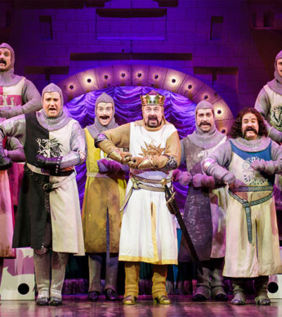 "Monty Python's ""Spamalot"" Lives Up to Its Name but not Its Legacy"