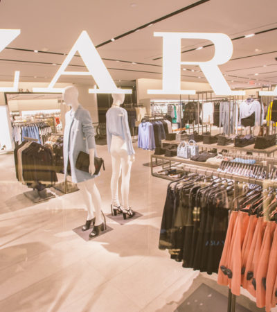 Openings and Arrivals: Zara at Westlake Center