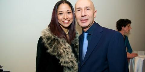 Barbara Smith and Gabriele Giaquinto