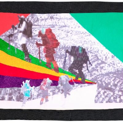 Vivacity: The Quilts of Negar Farajiani at Gallery M.I.A.