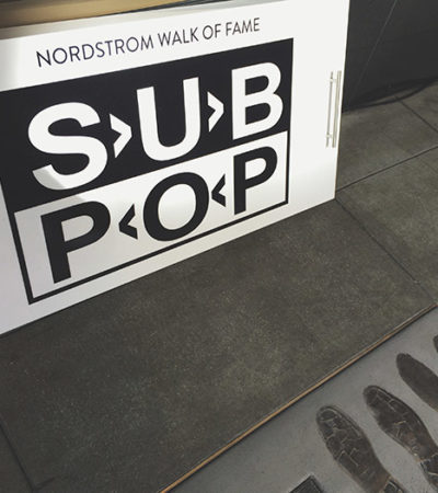Nordstrom Adds SUB POP Records Founders to Seattle Walk Of Fame
