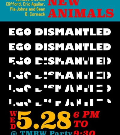 Markeith's EGO, DISMANTLED to take the stage May 28th