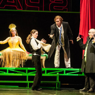 "Seattle Opera's ""Tales of Hoffman"" is a Touching, Triumphant Tribute"