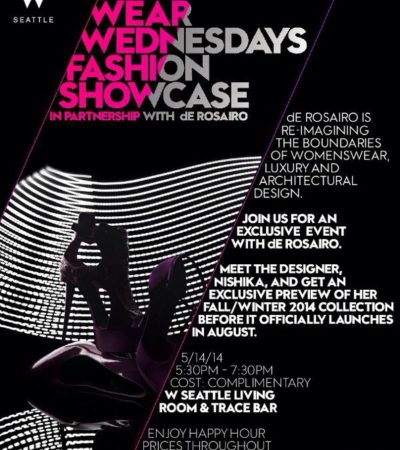 W Hotel Wear Wednesdays Fashion Showcase