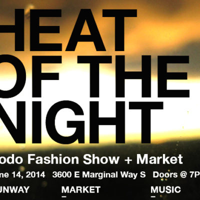 Heat of the Night Fashion Show and Market: June 14 in SODO