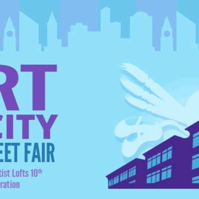 TK Art of the City Street Fair: August 2