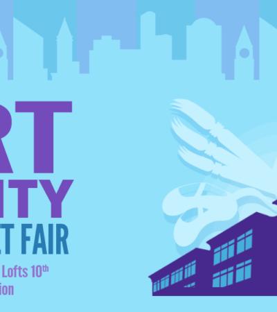 TK Art of the City Street Fair: August 2