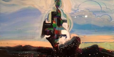 Ascending Figure by Cait Willis