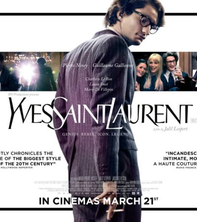 "SIFF Screening of ""Yves Saint Laurent,"" July 4"