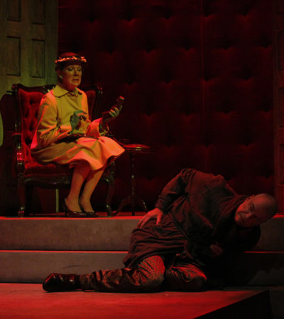 Talk of the Town: A Host of Angels at Intiman Theatre