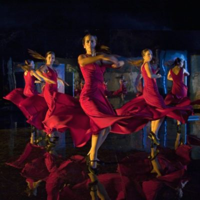 """Flamenco Flamenco"" Marries Pure Dance and Pure Cinema"