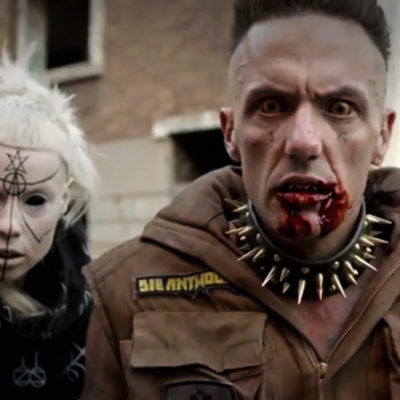 Die Antwoord Paints the Town 'Zef' at Paramount Theatre: September 22