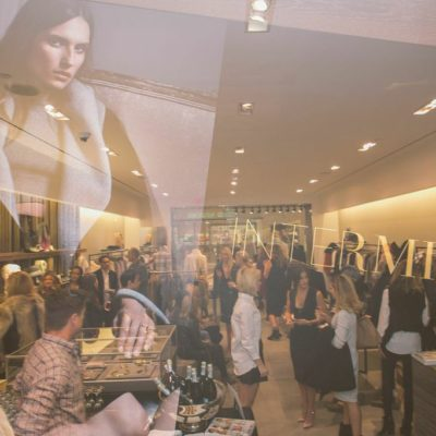 Vogue and Intermix Fall Shopping with Lawrence Zarian and Lisa Cole