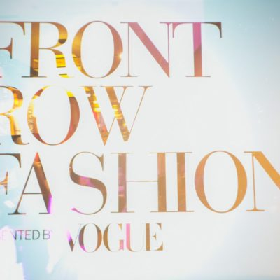 2014 Front Row Fashion Show: Fashion Meets Philanthropy
