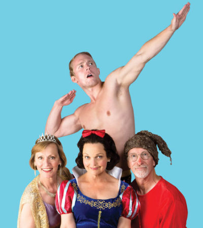 """Vanya and Sonia and Masha and Spike"" at ACT Theatre"