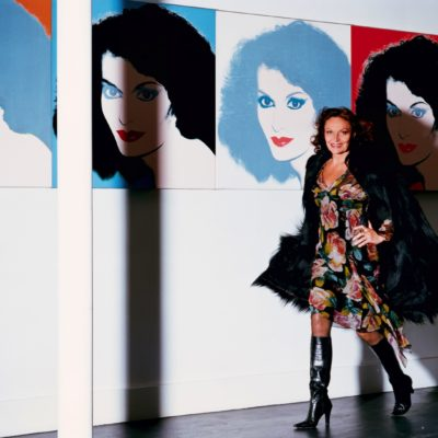 Save The Date: Diane von Furstenberg Comes To Town