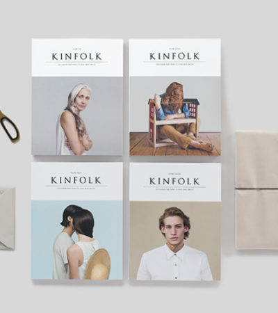 Holiday Gift Guide 2014: Kinfolk Subscription