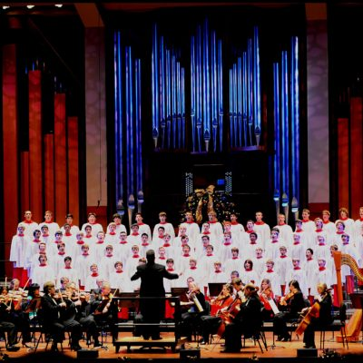 'Tis The Season: A Roundup Of The Holidays' Best Choral (And Vocal) Music