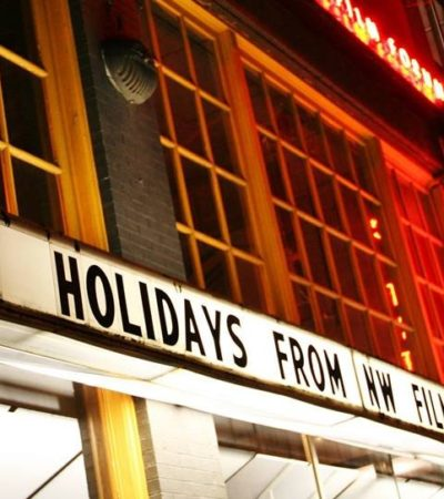 NWFF's Annual Holiday Bash and Nog Off: December 12