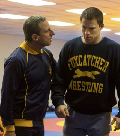 """Coming Attractions: """"Foxcatcher"""" starring Steve Carell"""