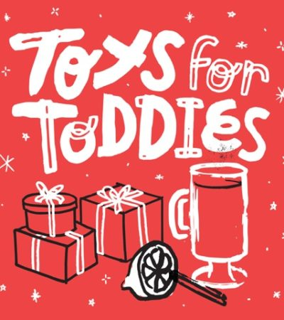 Toys for Toddies at Hum Creative: December 10