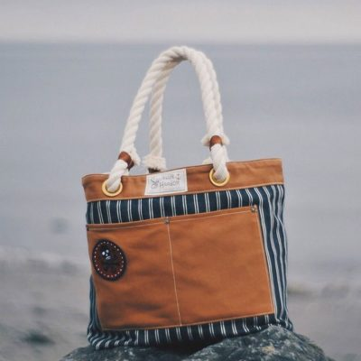 Holiday Gift Guide 2014: Squalor Harbor Shipyard Bag
