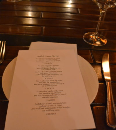 More Than A Meal: Second Burns Supper at Lark: January 18